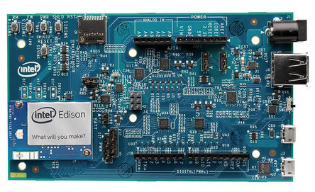 INTEL EDISON BOARD FOR ARDUINO(937332)