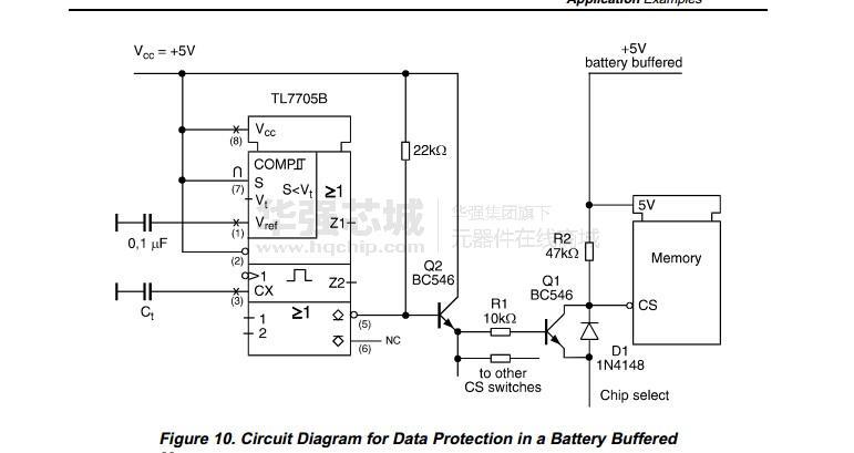 tl7705应用电路图