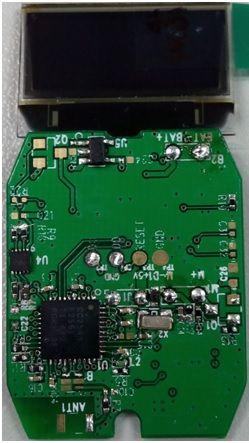基于TI CC2541带计步功能手表解决方案