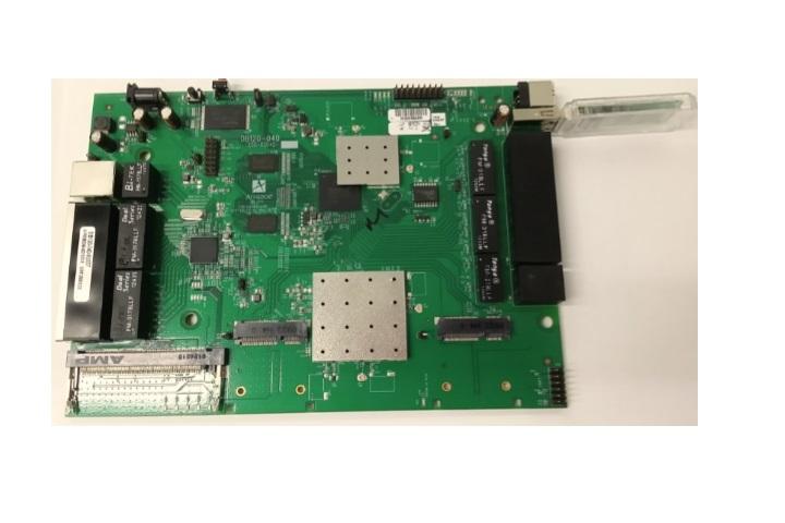 基於 NXP JN5168 Zigbee 功能的 Atheros 物联网网关方案