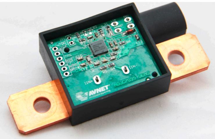 IBS — 集成电池传感器