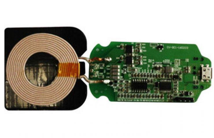 无线充电 - 10W单线圈无线快充发射方案