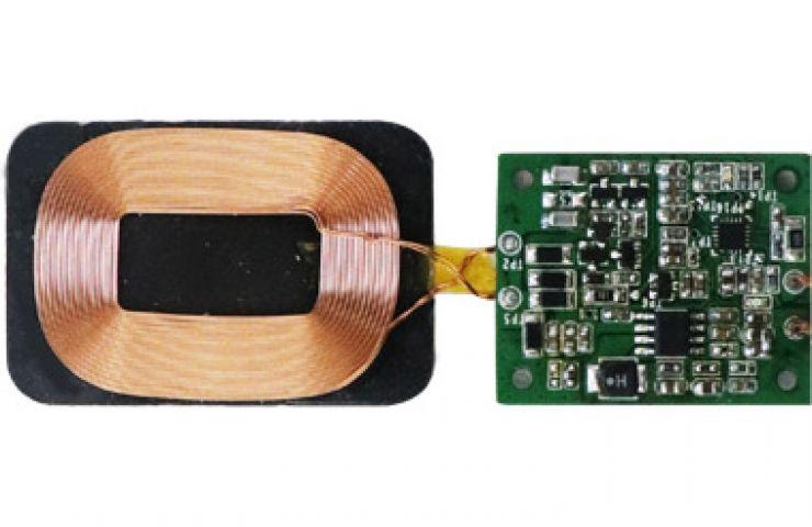 无线充电 - 5W单线圈接收方案