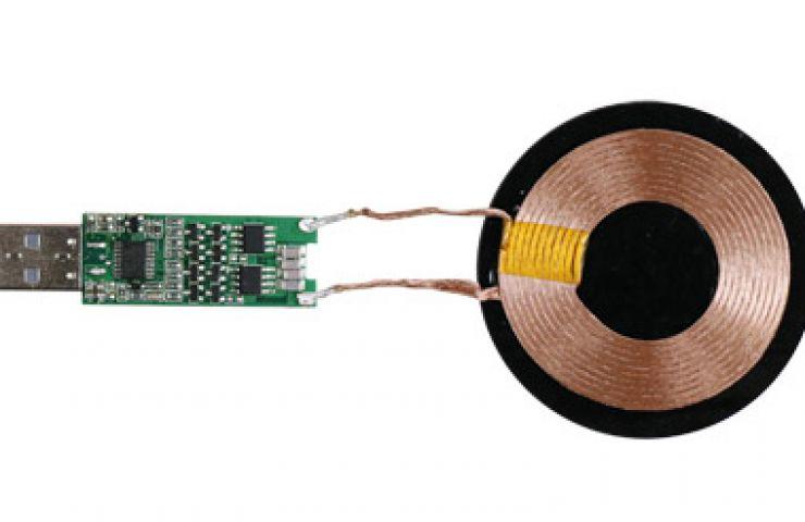 无线充电 - 5W单线圈发射方案(USB)