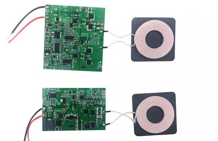 无线充电 - 24W单线圈无线快充方案